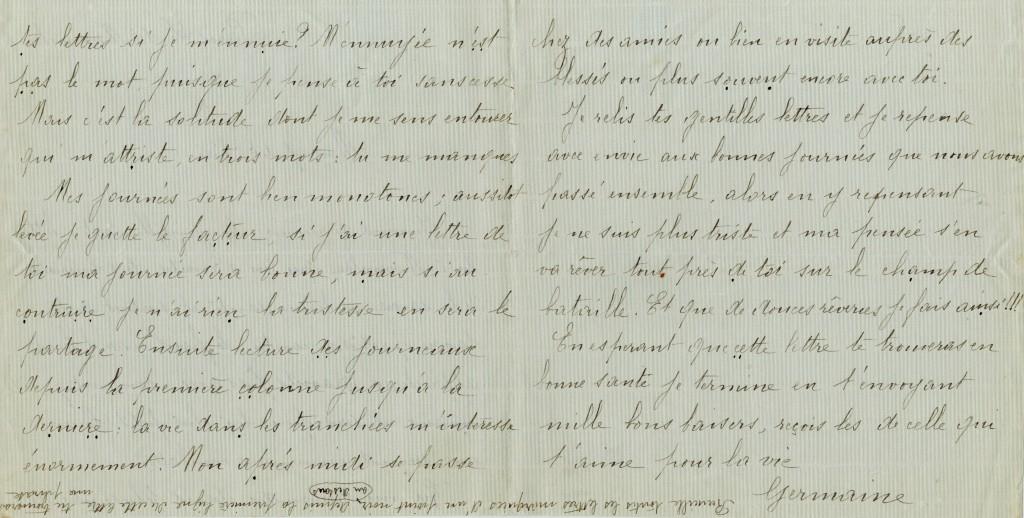 lettre 10-11-14 verso