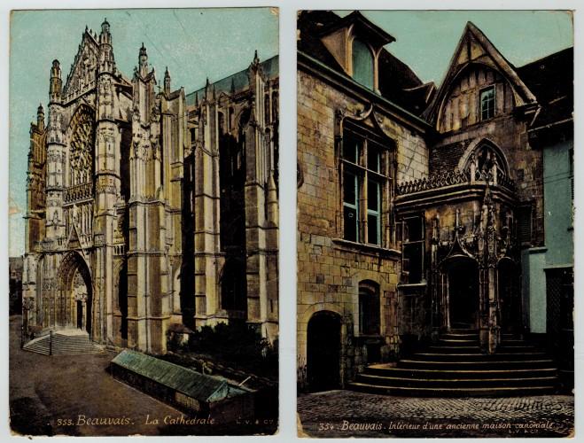 Cartes-postales de Beauvais