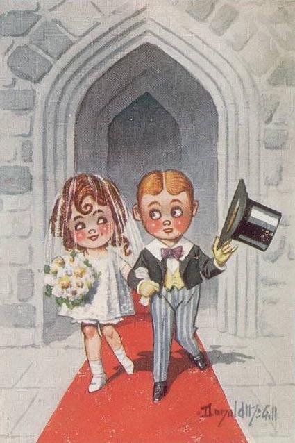 macgill mariage