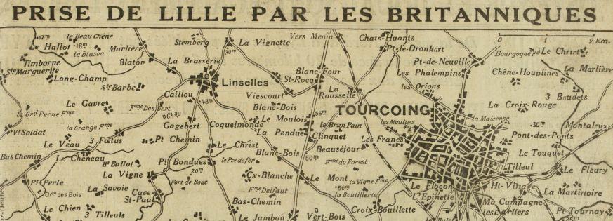 Reprise de Tourcoing
