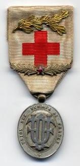 médaille femmes de france