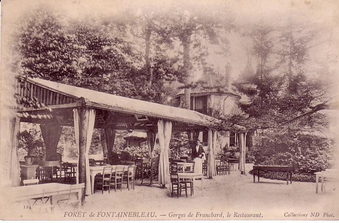 Gâteaux de Fontainebleau
