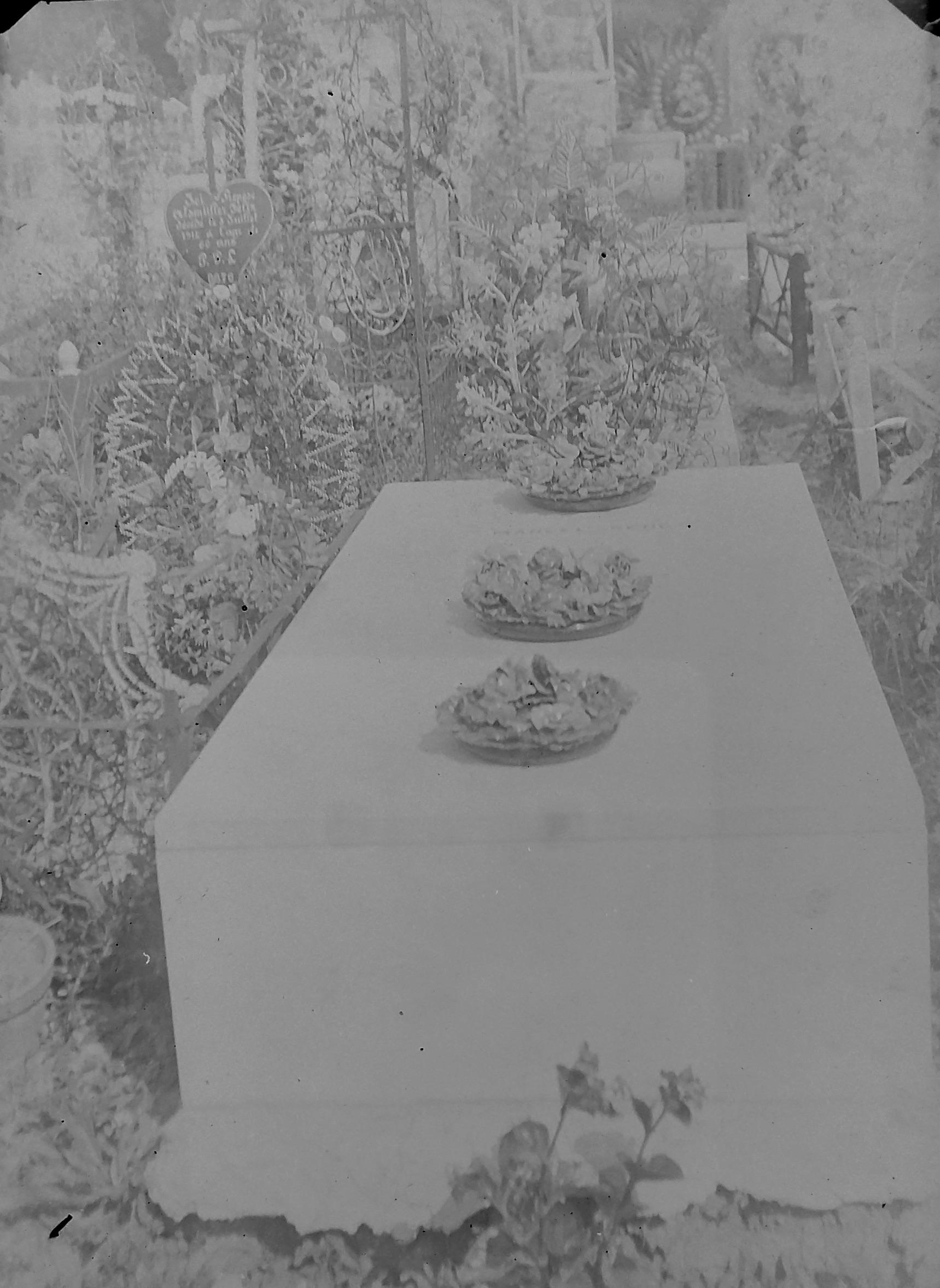 Sépulture de Marcel Seng (1892-1919)